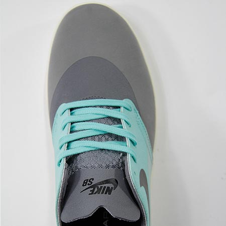 new styles 34a57 8073d Nike Lunar Oneshot Shoes, Cool Grey  Black  Bleached Turquoise in ...