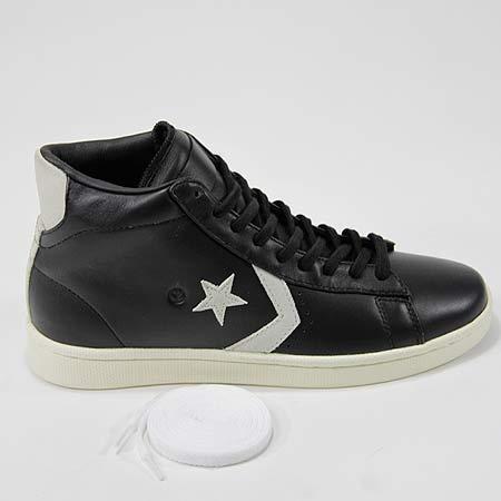 e068b72a32cc Converse CONS X Trash Talk Pro Leather Skate Mid Shoes