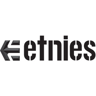 etnies Footwear RCT Shoes, Grey/ Black/ White