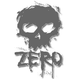 Zero OG Single Skull Complete Skateboard