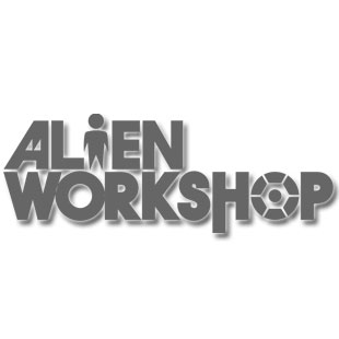 Alien Workshop Gilbert Crockett Sketchbook Deck
