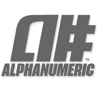 Alphanumeric Riot T Shirt