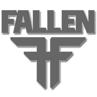 Fallen Tommy Sandoval Kingston Shoes, Black/ Khaki/ White