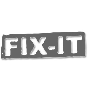 Fix It Crack Filler