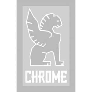 Chrome Chrome Text T Shirt