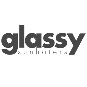 Glassy Sunglasses B-Jay T Shirt, Black