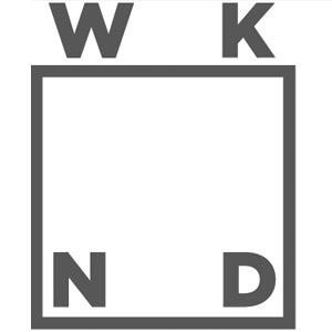 WKND Skateboards TV Logo Snap-Back Hat