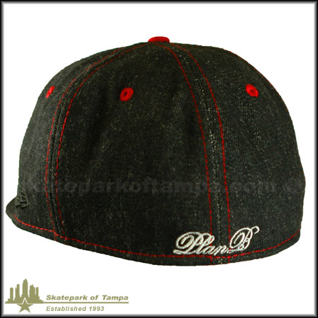 46bf8d04 Plan B Blackout New Era Fitted Hat
