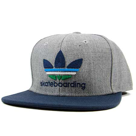 adidas Skate Snap-Back Hat in stock now at SPoT Skate Shop 852bc891d4b