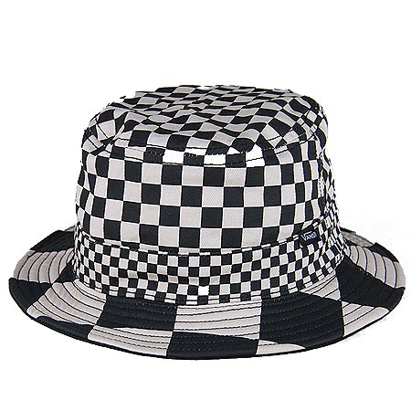 Vans Checker Bucket Hat in stock at SPoT Skate Shop e17afbf97360