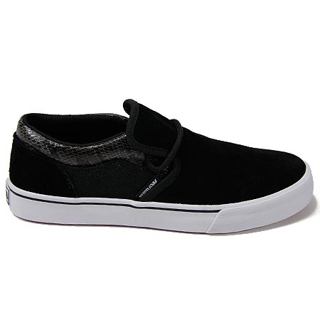 Supra Cuba Slip-On Shoes in stock at