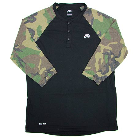 In Skate Henley Edrl T 34 Nike Sleeve At Stock Sb Shirt Shop Spot qSAFxw40xP