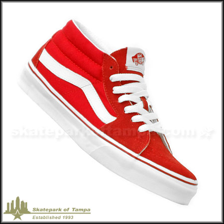 how to buy vivid and great in style attractive style Vans Sk8-Mid Unisex Shoes