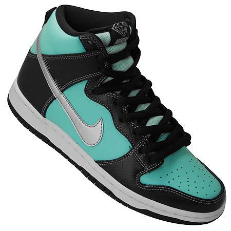 watch e754f 3e26f Nike Diamond Supply Co. X Nike SB Dunk High Premium Shoes
