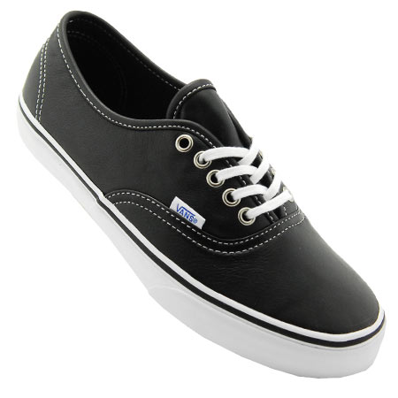 15597a63c61d Vans Authentic Aged Leather Shoes in stock at SPoT Skate Shop