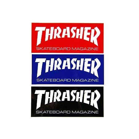 7a0cb03f522c Thrasher Magazine Skate Mag Sticker in stock at SPoT Skate Shop