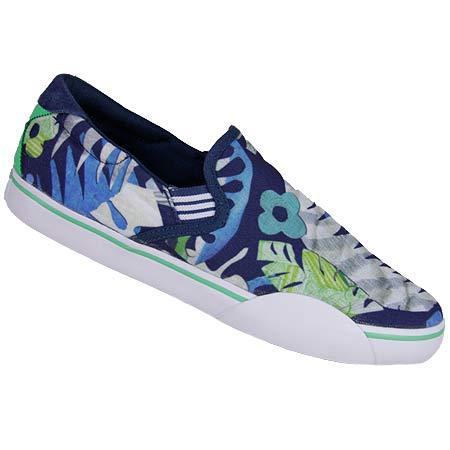 online retailer 65bf6 82a00 adidas Gonz Slip-On Shoes, Running White Black Gum