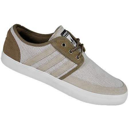 adidas Seeley Boat Shoes, Black/ Running White in stock at SPoT ...