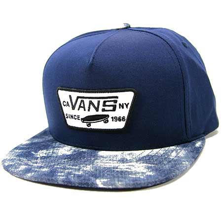 blue vans snapback   OFF53% Discounts 2a682a2335e5