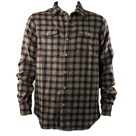 bf7e70176 Nike Raleigh Check Long Sleeve Button-Up Shirt in stock at SPoT ...