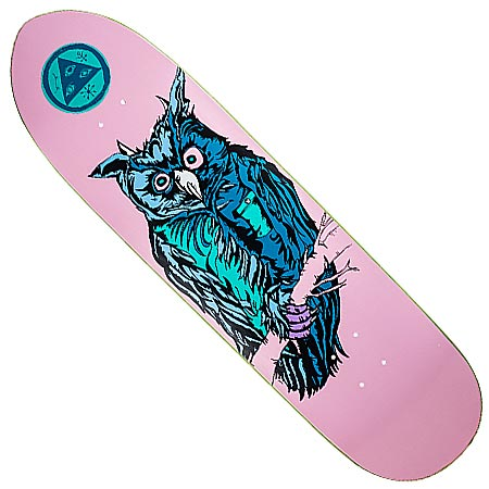 Welcome Skateboards Welcome Time Monkey Skateboard Deck 9 ... |Welcome Skateboards Bird Graphics
