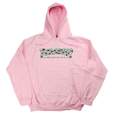 a90a0d1a78d7 Thrasher Magazine Roses Hooded Sweatshirt in stock at SPoT Skate Shop