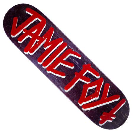 Jamie Foy Gang Name Deck Assorted Woodgrain