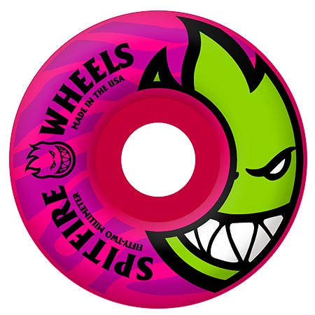 Spitfire big head tonals wheels in stock at spot skate shop for Colors that pop out