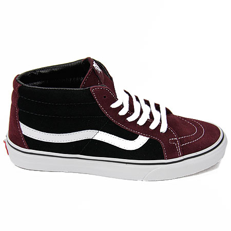 1632159a228 Vans Sk8-Mid Reissue Unisex Shoes in stock at SPoT Skate Shop