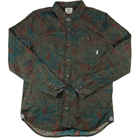 489b986368 Vans Calneva Long Sleeve Button Down Shirt in stock at SPoT Skate Shop