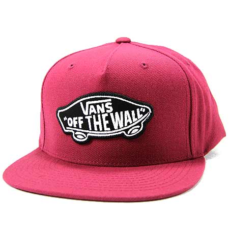 Vans Classic Patch Snap-Back Hat in stock at SPoT Skate Shop 3b1e657bf39