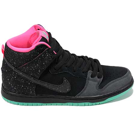 sports shoes 0d017 98886 Nike Premier x Nike SB Dunk High Premium Northern Lights Shoes
