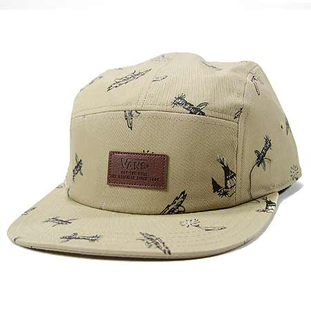 19bcbfcfeef Vans Davis 5-Panel Camper Hat in stock now at SPoT Skate Shop