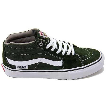 24a5fe18554694 Vans Anti Hero x Vans Sk8-Mid Pro Shoes in stock at SPoT Skate Shop