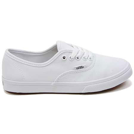 OUT OF STOCK Color: True White Canvas/ True White