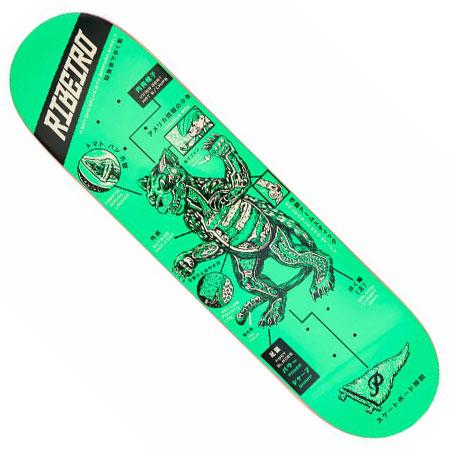 6fe541db Primitive Skateboarding Carlos Ribeiro Kaiju Deck in stock at SPoT ...