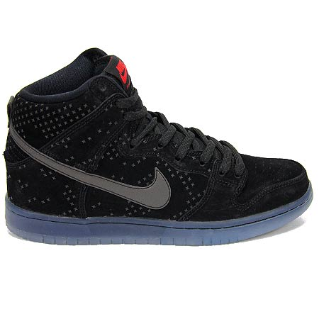 new product ea283 f240a Nike Dunk High Premium Flash SB Shoes