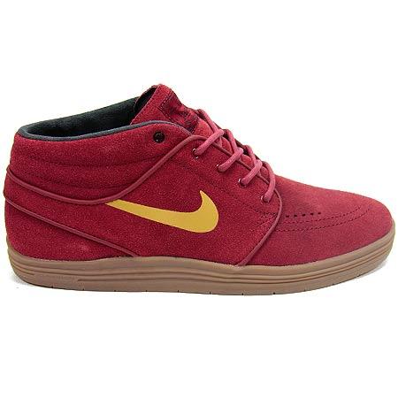 comprar barato nicekicks Nike Zoom Stefan Janoski Mediados Rojo / Oro toma barato R9gloa