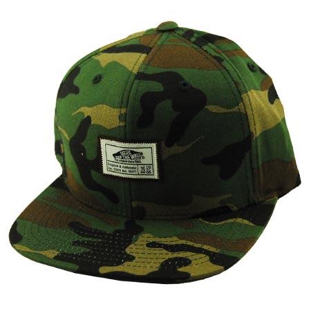 5ad5e1de920 Vans Blackout Snap-Back Starter Hat in stock at SPoT Skate Shop