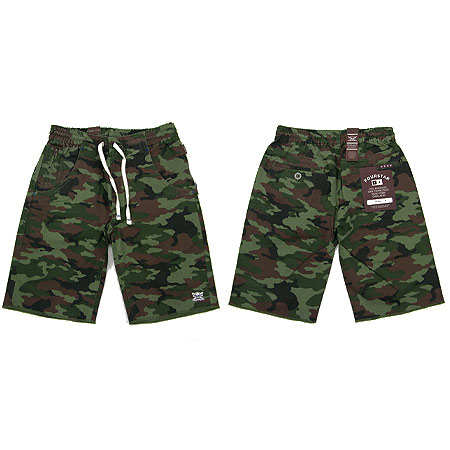f112fb338a5ca Fourstar Collective Drawcord Shorts