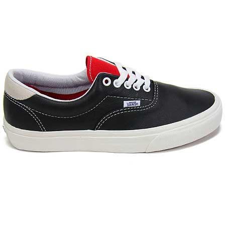 red and black era vans  9d10a01efa37