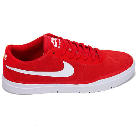 official photos 85b87 0c92b Nike Bruin SB Hyperfeel Shoes, University Red  White  Black in stock at  SPoT Skate Shop