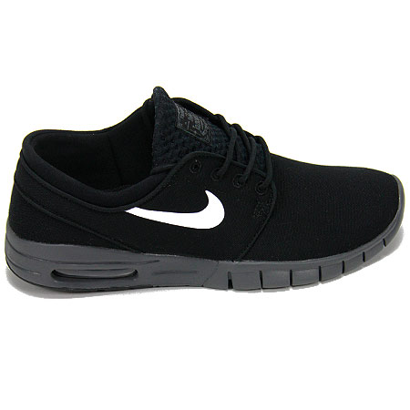 Nike Sb Stefan Janoski Max L chaussures dark grey white