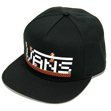 Vans Vans x Nintendo Snap-Back Hat in stock at SPoT Skate Shop c4a26be92b6