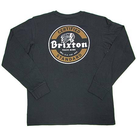 4cccfd197 Brixton Soto Long Sleeve Premium T Shirt in stock at SPoT Skate Shop