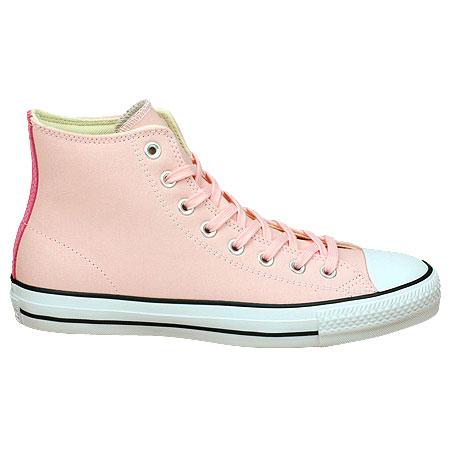 Chuck Taylor All-Star Pro Skate Hi Shoes Vapor Pink/ Pink Glow/ Natural