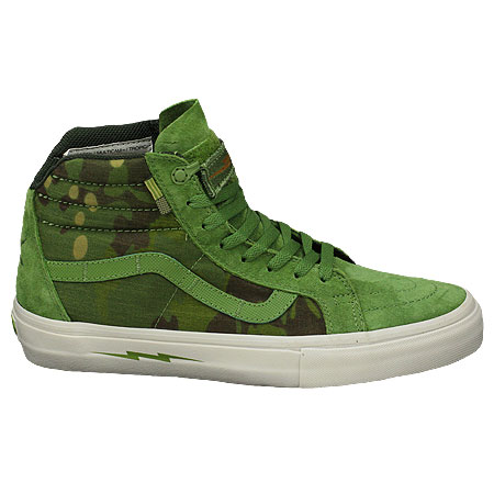 3aa2179816 Vans DEFCON X Vans SK8-Hi Notchback Pro in stock at SPoT Skate Shop