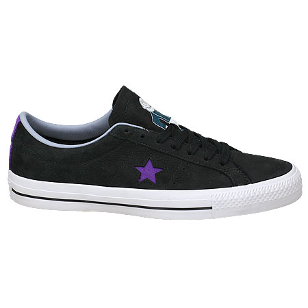 Converse Dinosaur Jr X Converse One Star Pro OX Shoes in stock at ... b557d900b