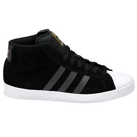 adidas pro model vulc adv core black schuhe