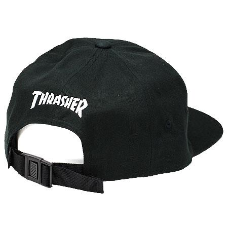 Vans Vans X Thrasher 6 Panel Strap-Back Hat in stock at SPoT Skate Shop f6116a7380b